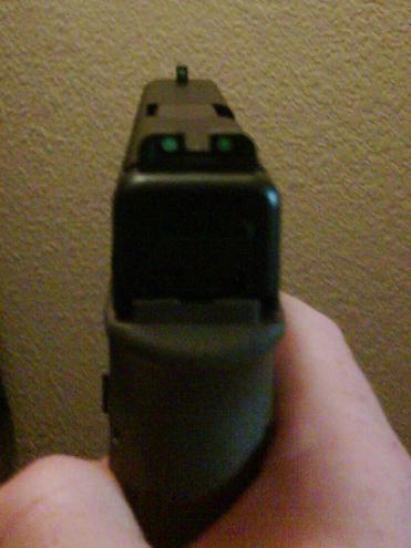 Factory Glock Sights..! - Glock Forum