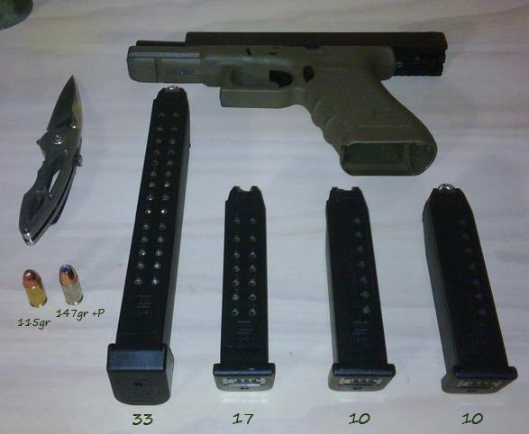 Glock 17 Fully modded {pics} - Glock Forum