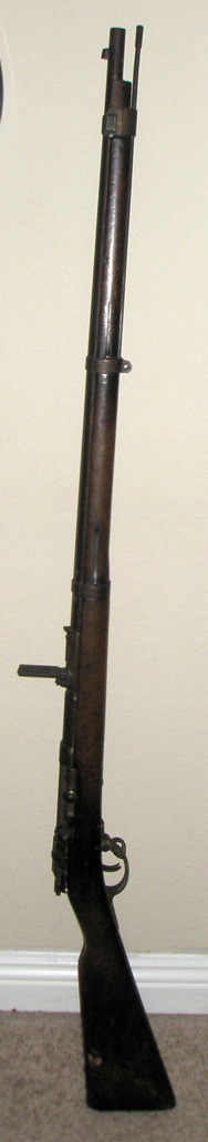 Need help identifying this rifle - General Rifle Discussion