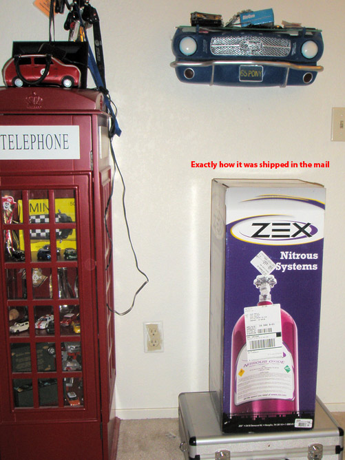 ZEX box next to phone booth