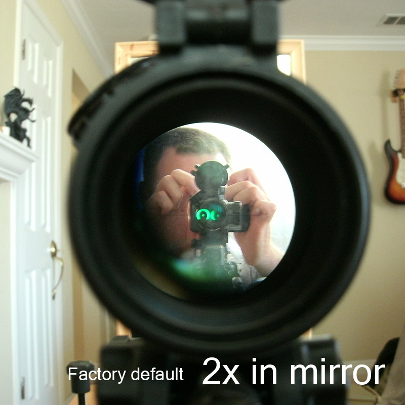 Scope on my SCAR - PLEASE HELP! - Optics & Mounts